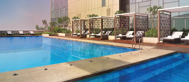 Swimming Pool at Taj-16x7