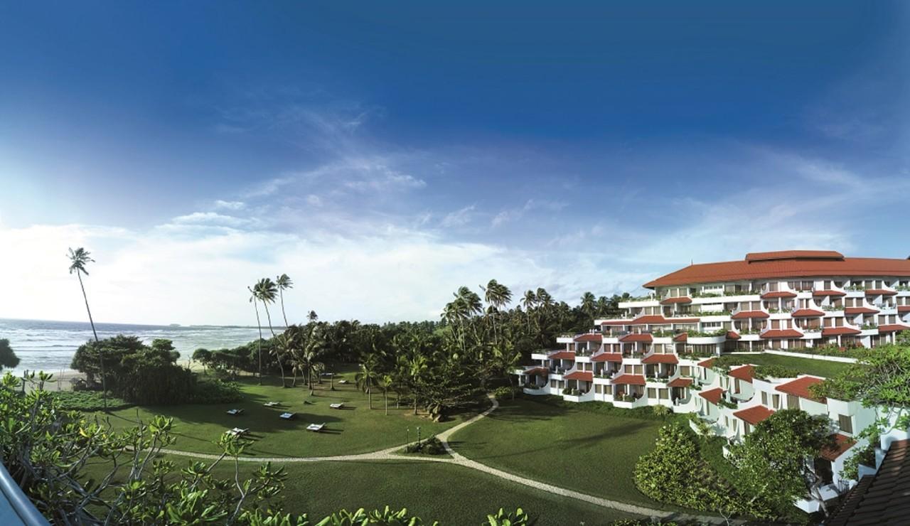Luxury Beach Resort in Sri Lanka - Taj Bentota Resort & Spa