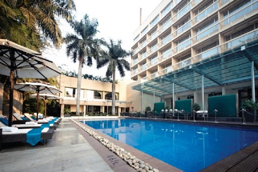 Plunge in for a refreshing swim at Vivanta Blue Diamond, Pune