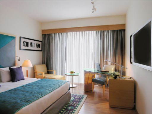 Superior Hotel Suite in Chandigarh at Taj Chandigarh