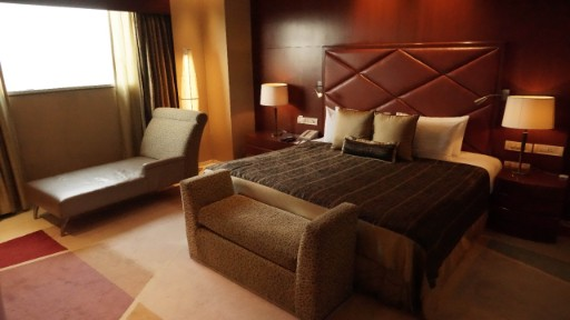 Luxury Hotel Rooms in Chandigarh at Taj Chandigarh