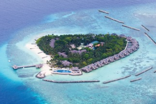 Stay with a Luxurious Beach Hotel at Maldives - 3x2