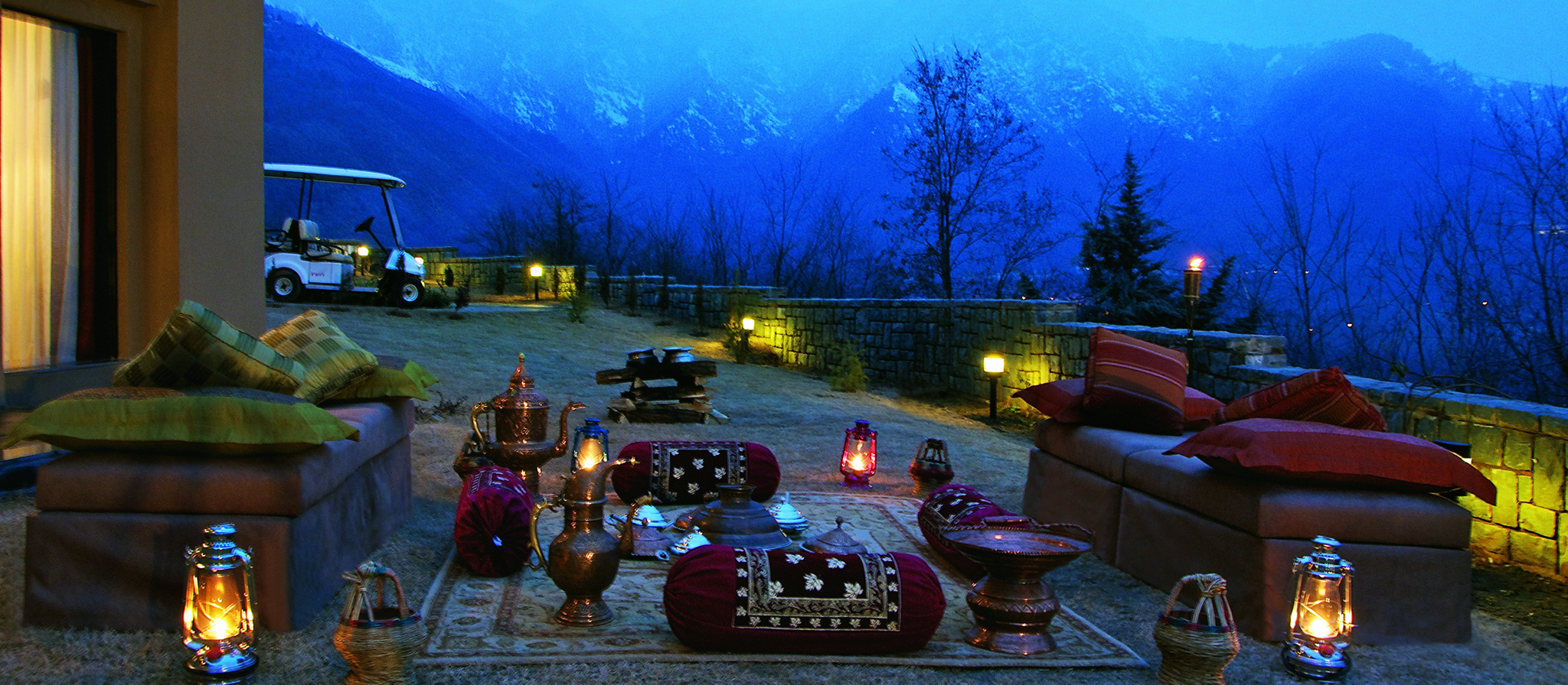 Wazwan Experience At Vivanta Dal View Srinagar