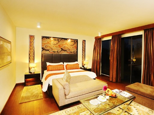 Deluxe Delight Rooms Vivanta Dal View, Srinagar
