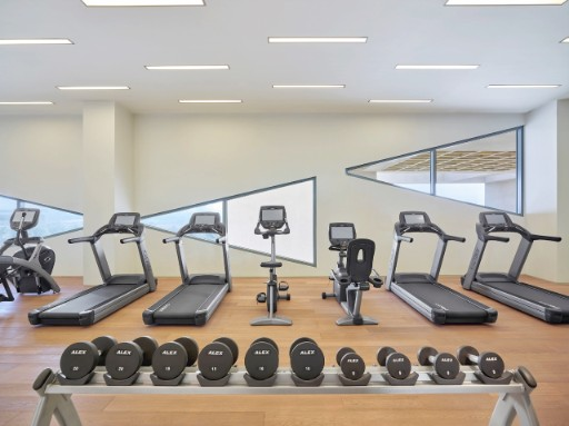 Fitness Centre at Vivanta Dwarka
