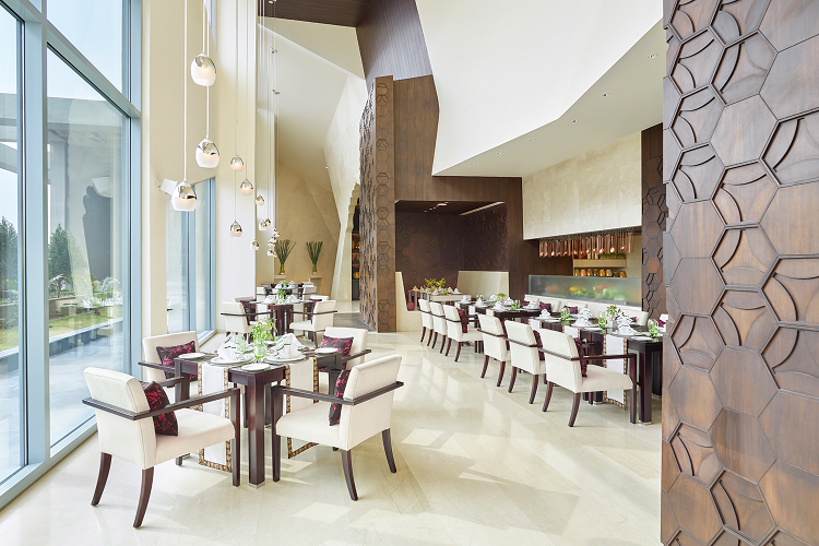 Indus Express Restaurant at Vivanta Dwarka
