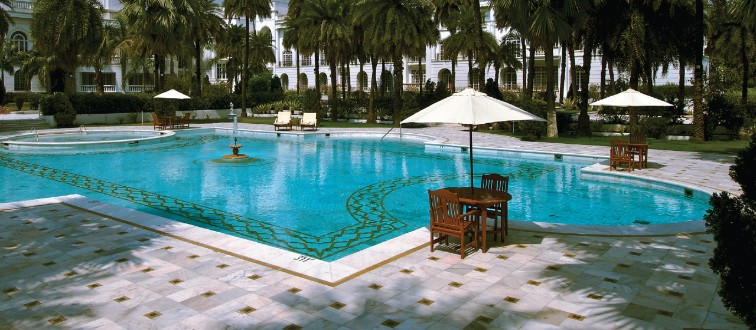 Swimming Pool at Taj Gomti Nagar Lucknow-16x7