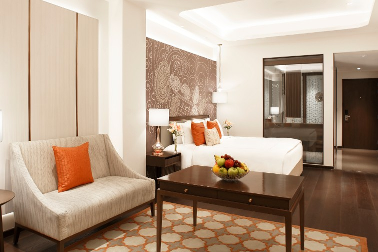Executive Suite & Room at Taj Mahal Lucknow