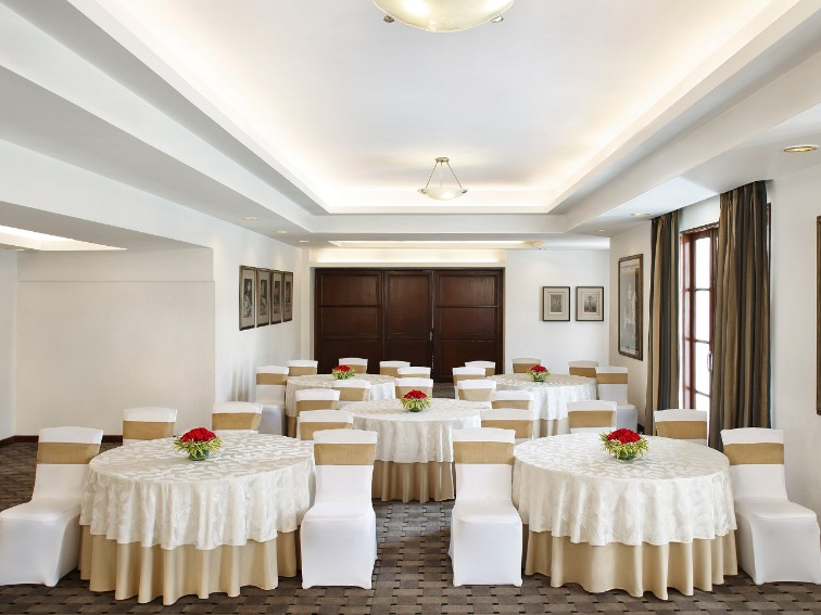 Mehfil - Banquet hall at Taj Mahal Lucknow