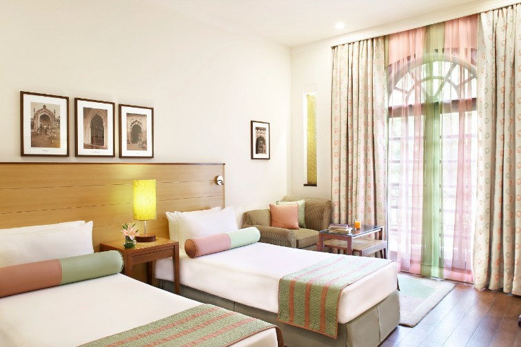 Superior Twin Room at Taj Mahal Lucknow