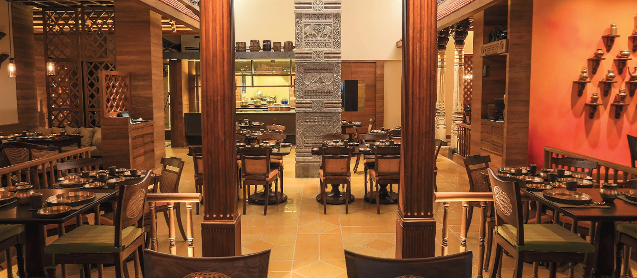 The Konkan Cafe at Vivanta President, Mumbai