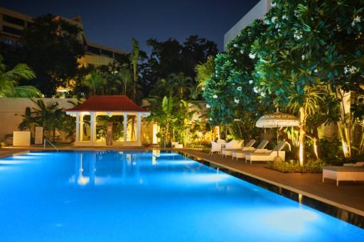 5 Star Luxury Heritage Hotel In Chennai Taj Connemara Chennai