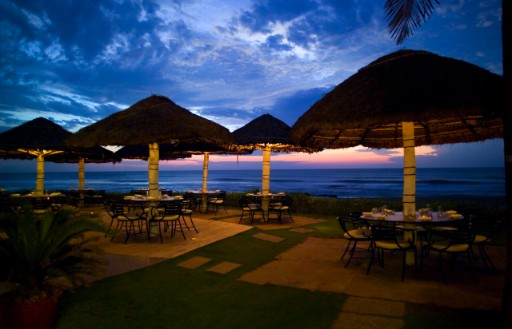 Bay View Restaurant at Taj Fisherman's Cove Resort & Spa, Chennai