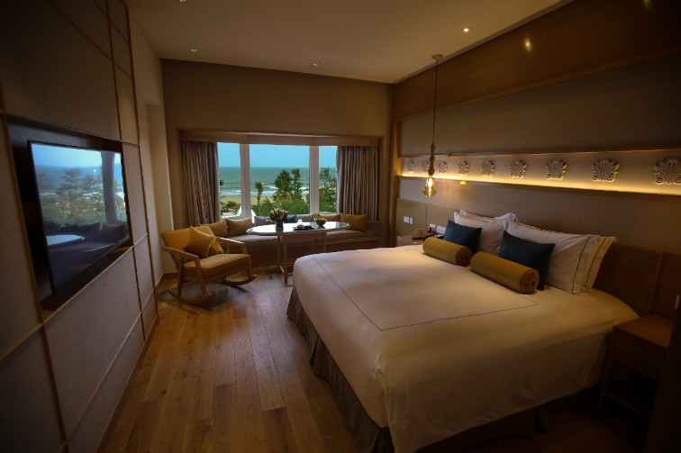 Deluxe Room Sea View at Taj Fishermanâ  s Cove Resort & Spa, Chennai
