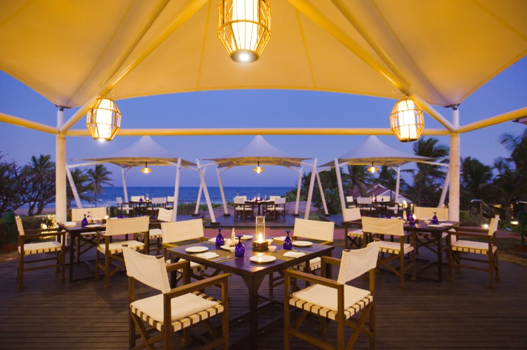 Upper Deck Restaurant at Taj Fisherman's Cove Resort & Spa, Chennai