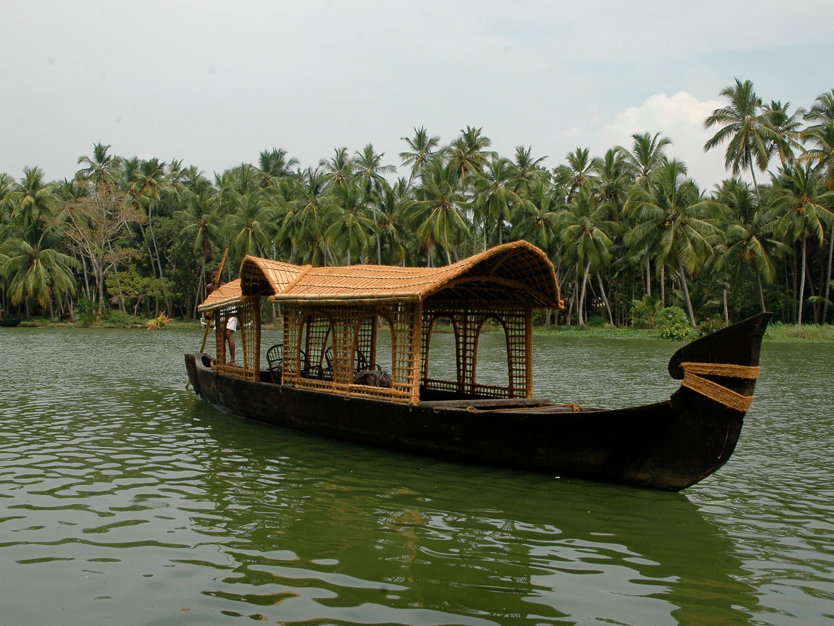 Backwater Cruise at Poovar - Taj Green Cove - Kovalam