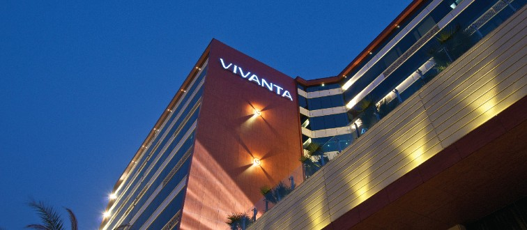 Luxury Business Hotel in Hyderabad - Vivanta Begumpet